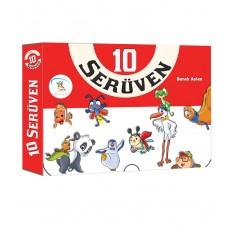 10 Serüven (10 Kitap)