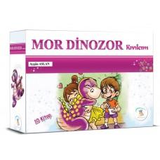 Mor Dinozor Kıvılcım (10 Kitap)