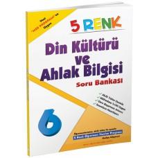 Din Kültürü ve Ahlak Bilgisi Soru Bankası 6. Sınıf