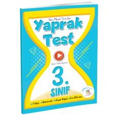 YAPRAK TEST 3.SINIF